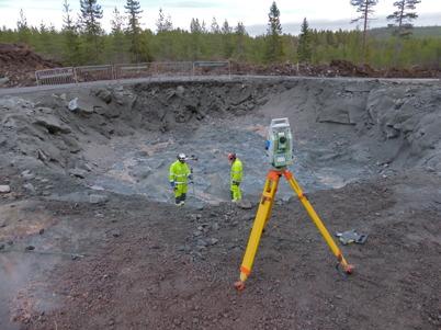 3 december 2013 - i Furskog och Mölnerud pågick byggnation av vindkraftsparker.