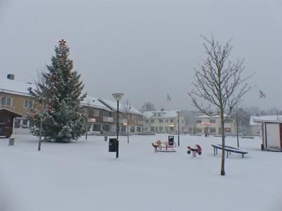8 december 2013 - till slut kom vintern men den varade bara en vecka.