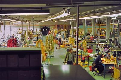 Mars 1975 - Töcksfors verkstads AB ( TVAB )