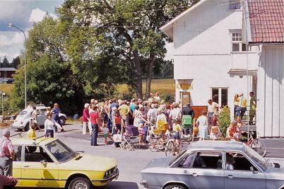 Juli-Augusti 1975 - Auktion i Töcksfors.