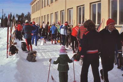 Over Kölen loppet 1979.