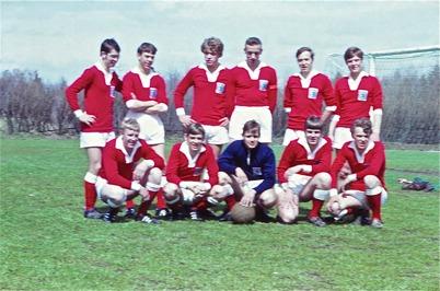 1968 - Töcksfors IF A-lag herrar.