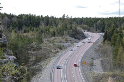 24 april 2015 - Bygget av nya tullstationen vid E18 på Kölen hade ännu inte kommit igång.