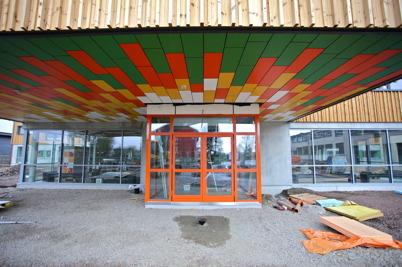 7 maj 2015 - I Årjäng slutspurtade man för att få Nordmarkens skola inflyttningsklar före sommaren.