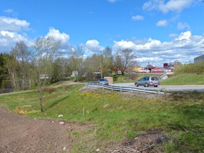 8 maj 2015 - Arbetet med nya anslutningen till E18 vid Älverud hade inte kommit igång.