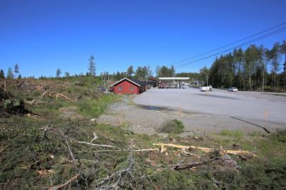 5 juni 2015 - På norska sidan riksgränsen hade bygget av nya E18 startat.