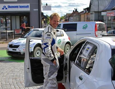 10 juli 2015 - Och snabbast uppför marknads-backen var P G Andersson.