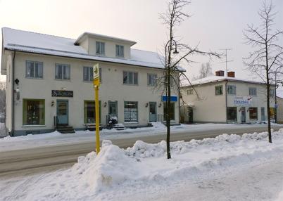 13 januari 2010 - Lilla Salongen och Töcksfors Elektriska vid Sveavägen.