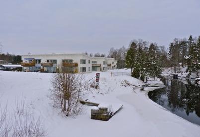 19 januari 2010 - Bostadsrättsföreningen vid övre slussen.