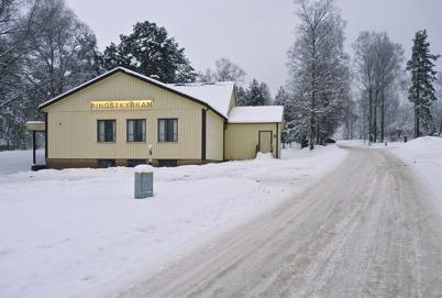 16 januari 2010 - Pingstkyrkan vid Hyttevägen.