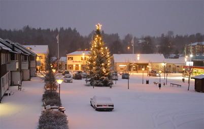27 december 2015 - Och julstämningen infann sig några dagar för sent.
