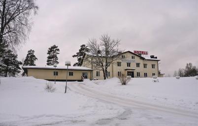 17 januari 2010 - Gränshotellet Victoria, som ägs av norske finansmannen Olav Thon, är stängt i väntan på ny krögare.