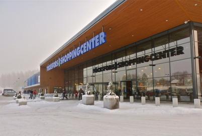 13 januari 2010 - Töcksfors Shoppingcenter invigdes hösten 2005 av Kung Carl XVI Gustaf. Töcksfors fick då 40 nya butiker, 4 nya restauranger och ett nytt Apotek. Shoppingcentret är till stor del inriktat på gränshandeln med Norge.