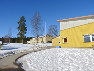 13 mars 2010 - Töcksfors skola