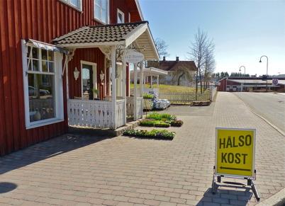10 april 2010 - Blomsterbutiken i Bernhards lokaler har börjat sälja vårblommor för plantering - ett riktigt vårtecken.