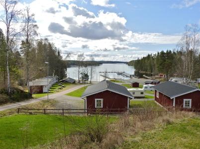 5 maj 2010 - Snart är det full aktivitet på Sandvikens camping och i småbåtshamnen.