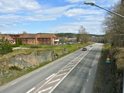 9 maj 2010 - Äldreboendet Solgården vid E18.