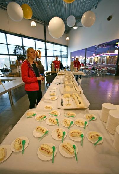 30 oktober 2015 - Mera tårta.