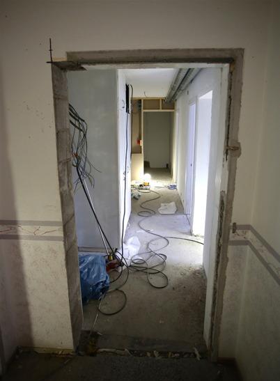 20 mars 2015 - Lägenhetsdörrarna blir bredare.