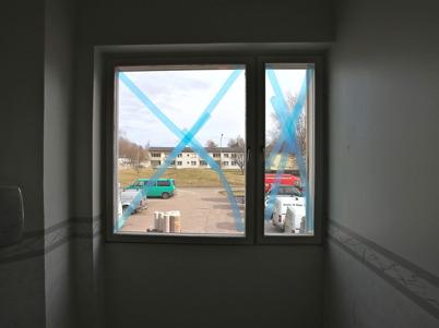 25 mars 2015 - Byte till treglasfönster.