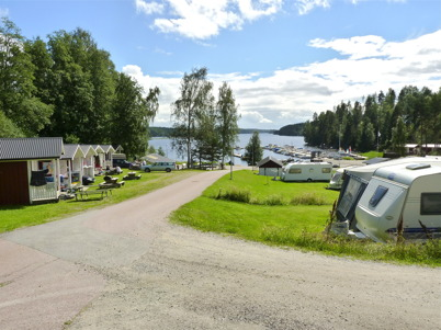 28 juli 2010 - Sandvikens camping
