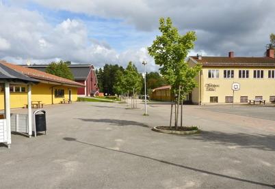 29 augusti 2010 - Töcksfors skola och sporthall.