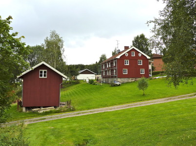 27 augusti 2010 - Den gamla fastigheten Verket genomgår en omfattande renovering.