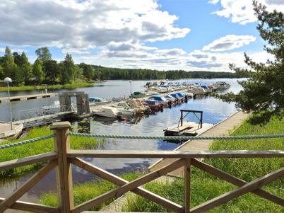 4 september 2010 - Båtklubben Rävarnas småbåtshamn i Sandviken.