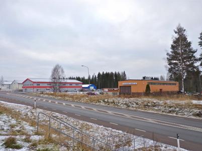 19 november 2010 - Utsikt mot Ståltorpets industriområde.