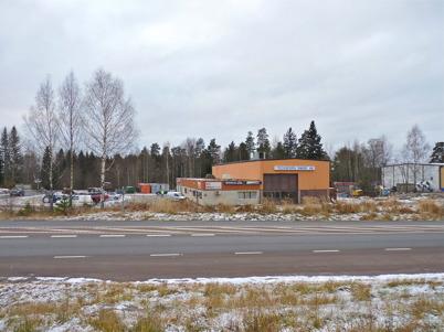 """19 november 2010 - Töcksfors Smide """"Smia"""" på Ståltorpets industriområde."""
