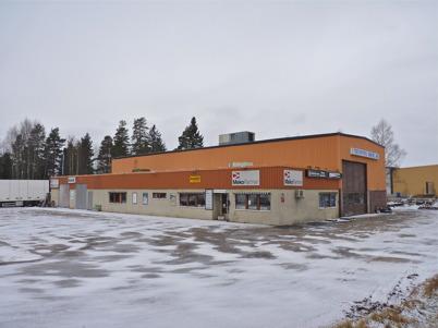 """20 november 2010 - Töcksfors Smide """"Smia"""" på Ståltorpets industriområde."""