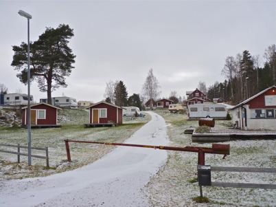 20 november 2010 - Sandvikens camping har vinterstängt.