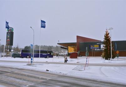 28 november 2010 - Skyltsöndag med en iskall nordlig vind.