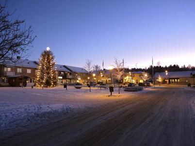 13 december 2010 - Töcksfors i advents- och juletid.