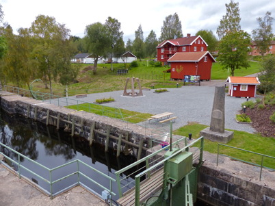 12 september 2015 - Vår nya Kanalpark.
