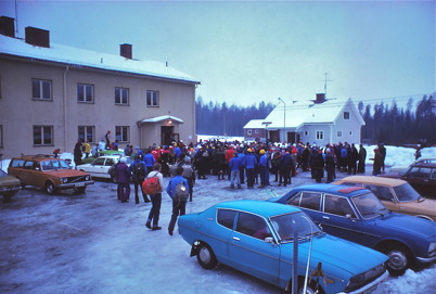 Over Kölen loppet 1978.