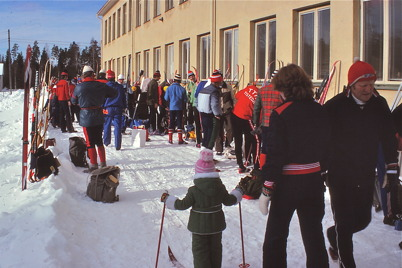 Over Kölen loppet 1979.