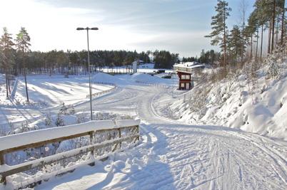 13 januari 2016 - Tack vare stort arbete av Thore, hans team och lite natursnö var Kölen Sportcenter perfekt rustat för skidåkning.