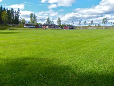 18 augusti 2016 - På Hagavallen låg den stora planen grön och fin inför mötet mellan Töcksfors IF:s A-lag damer och  topplaget Jitex i division 1.