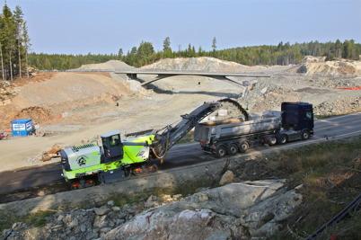 14 september 2016 - Och i Norge byggde man nya E18.