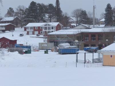 2 februari 2015 - Sanering av fastighetens grund efter ett gammalt utsläpp av eldningsolja.