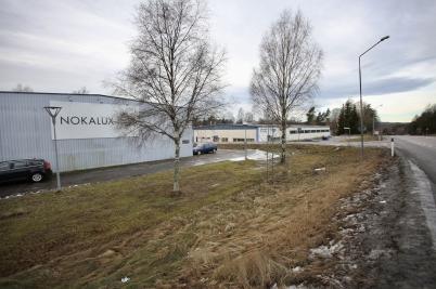 20 januari 2017 - Företaget Nokalux köpte grannfastigheten på Skärmon, där ERRES tidigare haft verksamhet.