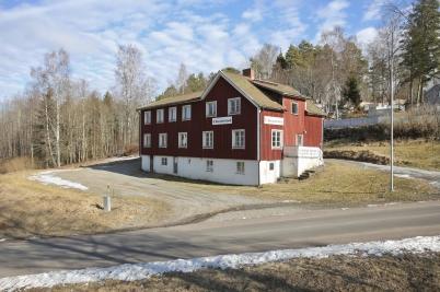 8 mars 2017 - Fastigheten på Hyttevägen, där Pingstkyrkans Second Hand butik fanns, fick ny ägare.