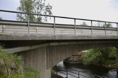 7 juni 2017 - Södra betongbalken måste ersättas med en ny.
