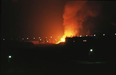 1987 - Pyroman i Töcksfors.