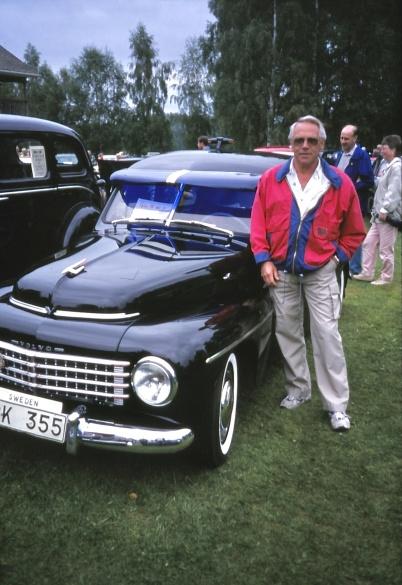 """1998 - Agnar """"på Shell"""" Aronsson"""