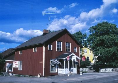 Hårstugan i Bernhardshuset.