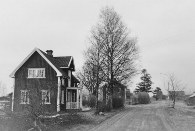 Norra delen av Bögatan.