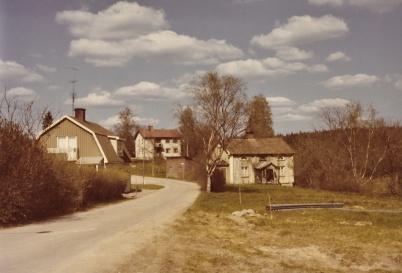 Mjölnarstugan vid nuvarande Torudsvägen.