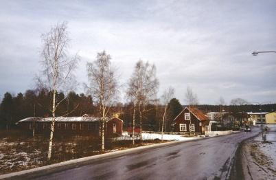 2002 - Hemvärnsgården och Slussvaktarstugan.